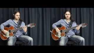 Beethoven - Ode to Joy Acoustic Guitar duet - Ode Alegria Dueto (Violão básico )