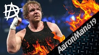 [WWE] Dean Ambrose 1st Custom Titantron | 2016 HD