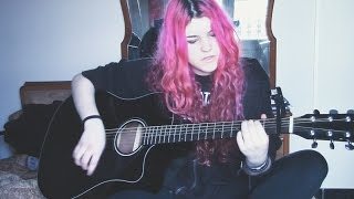 Nothing To Lose - Sara Layn (Acoustic Billy Talent Cover) Subtitulada ♡