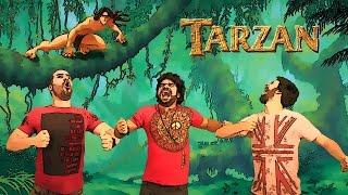 TARZAN - TriGO! (No meu coração)