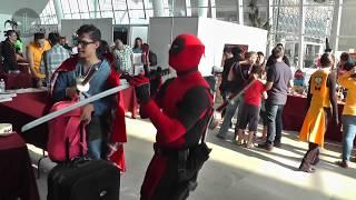 Deadpool invade la Conque 2017-Careless whisper
