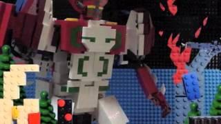 【LEGO】完全変形合体・真ゲッターロボ