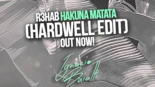 Hardwell & R3hab - Hakuna Matata (Ignacio Buiatti Bootleg) Coming soon