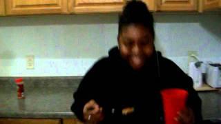 Trayle & Nayy Nayy Cinnamon challenge
