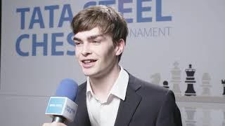 Jorden Van Foreest - Post Round 6 Interview