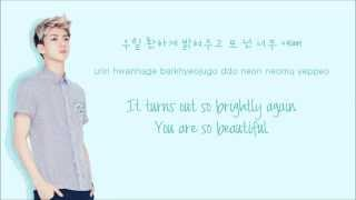EXO - 좋아 좋아 (I Like You) Remake (Color Coded Hangul/Rom/Eng Lyrics)