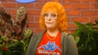 Linda on Terry Clinger - Gimme Gimme Gimme - BBC comedy