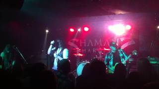 "Shaman's Harvest covering ""Dirty Diana"""