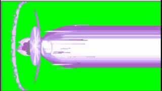 laser - Green screen