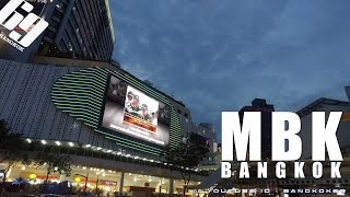 MBK / Shopping in BANGKOK