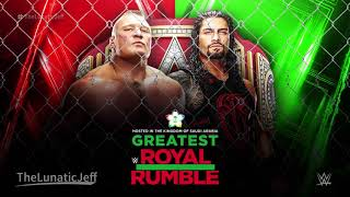 WWE Greatest Royal Rumble 2018 Official Theme Song    'When Legends Rise'