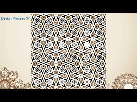 伊斯蘭幾何藝術 (蓋爾安德森博物館 終極版)