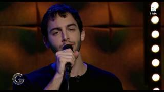 Darin - Ja må du leva (live @ God morgen Norge) Acoustic Version