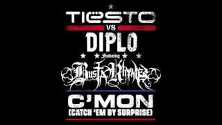 Tiesto vs. Diplo feat. Busta Rhymes - C'mon (Catch 'Em By Surprise)(Aleksandar Ivanov Remix)