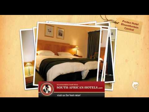 Protea Hotel Bloemfontein Central, South Africa
