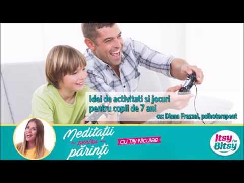 Idei de activitati si jocuri pentru copii