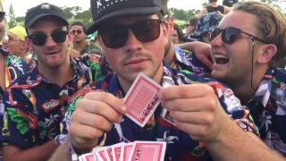 Unofficial Beyond the Valley Aftermovie 2016-2017 / Dancefloor Cards Episode 1