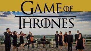 Game of Thrones - main Theme - Dominante Live Music - Música para Casamento