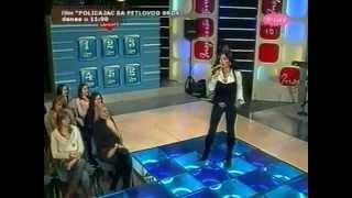 Ceca - Beograd - (LIVE) - Vikend vizija - (TV Pink, novembar 2006)