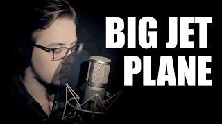 Big Jet Plane - Angus & Julia Stone (Jonas Frisk COVER)