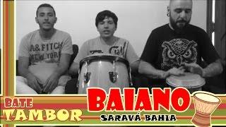 Saravá Bahia - 3 Pontos de Baianos