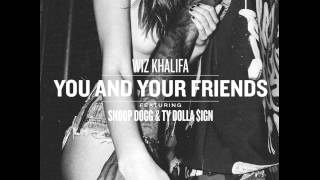 Wiz-Khalifa-Ft.-Snoop-Dogg-Ty-Dolla-ign-You-And-Your-Friends (Instrumental) Prod.-By-DJ-Mustard