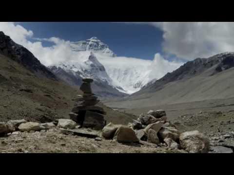 12 Tingri + Mt. Everest in Tibet. Downhill to  Kathmandu, Nepal