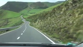Touring Flores Island, Azores, Portugal by Car