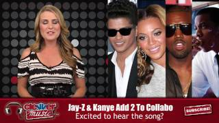 Jay-Z, Beyonce, Kanye & Bruno Mars Collaborate on 'Lift Off'
