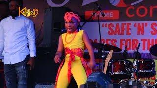Vanessa Jones: The CUTEST 7-Year-Old  Ever! {Nigerian Entertainment}
