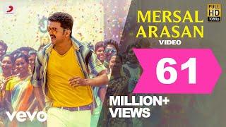 Mersal - Mersal Arasan Tamil Video   Vijay   A.R. Rahman width=