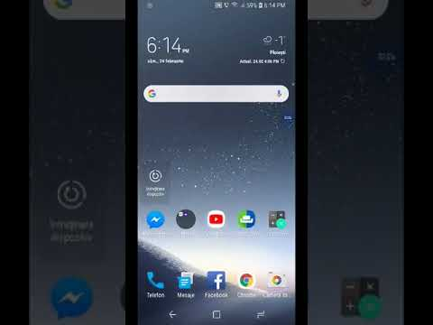 Funcționare cu lag a Android 8.0 0reo pe Samsung GALAXY S8