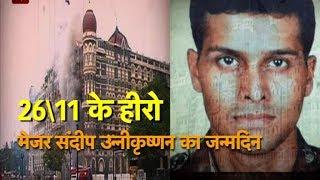 TRIBUTE: Major Sandeep Unnikrishnan, Hero of 26\11 | Bharat Tak width=