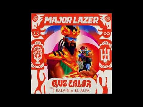 Major Lazer - Que Calor feat. J Balvin & El Alfa (1 Hour Loop)