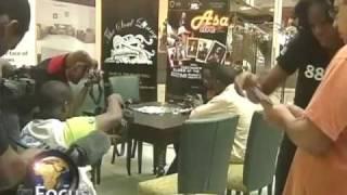 Nigerian Singer Asa on VOA's In Focus