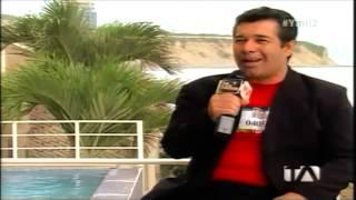 Roberto Calero - Yo me llamo Ecuador 2da temporada