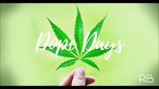 """Dope Days"" Chill Smoking Hip Hop Instrumental"