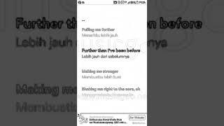 John Legend - Love Me Now (Terjemahan Indonesia)