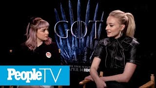 Game Of Thrones Cast Looks Back On Their Favorite Scenes From The Series | Entertainment Weekly