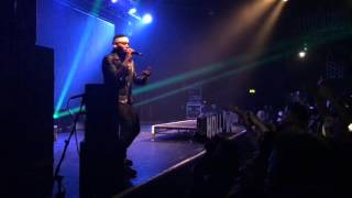 Kid Ink - Money and the Power (Live)