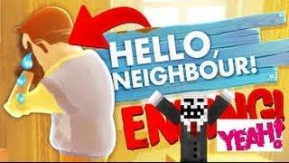Hello Neighbor Alpha 3 : phá đảo game và cái kết bá đạo