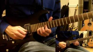 Megaman 2 Intro Metal Guitar Cover