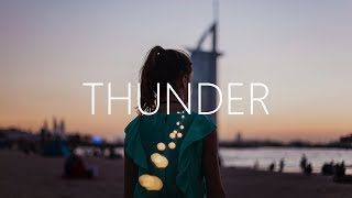 Burgess - Thunder (Lyrics)