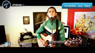 La Planta - CAOS - Acustico Guitarra Cover Tutorial Demo