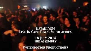"Kataklysm -  ""The Resurrected"" (Live In Cape Town, 18 July 2014)"