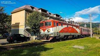 Trenuri / Trains in Vatra Dornei (Bukovina - Romania)