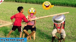 TRY NOT TO LAUGH CHALLENGE with Funny Beggars 😂 2019 Comedy Videos | #SharmaMedia | EP- 19