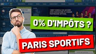 Paris Sportifs : l'État Vous Cache L'imposition