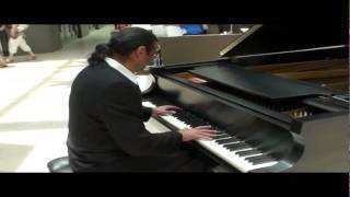Claire de Lune - Claude Debussy (live. perf. Anthony Michaels)