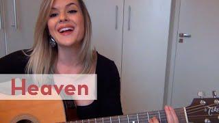 Heaven | Bryan Adams | Cover Carina Mennitto
